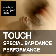 TOUCH | Brooke Broussard and dancers LIVE