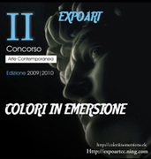 "COLORI IN EMERSIONE"" 2009
