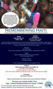 Remembering Haiti - A Photo Exhibition Showcasing Images from the Haiti Earthquake Response Coalition