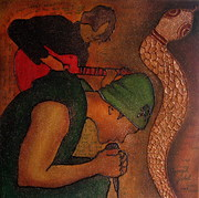 Aysegul Yesilnil Paintings @ 1.International İzmir Biennial of Arts / 4th-11th May 2011