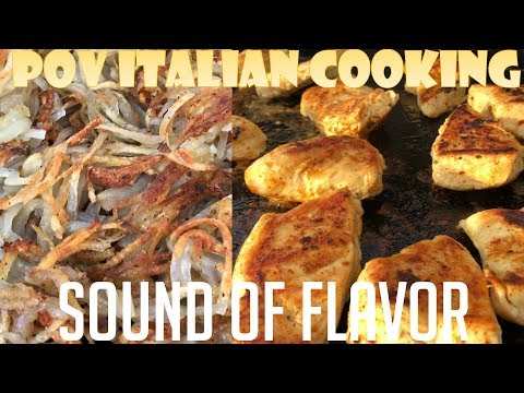 Sound of Flavor - Chicken with Taco Seasoning & Potatoes