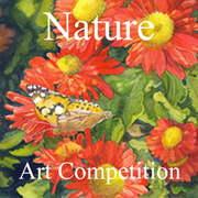 "Art Call – Theme ""Nature"" Juried Art Competition"
