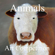 Call for Entries - Animals Online Art Competition