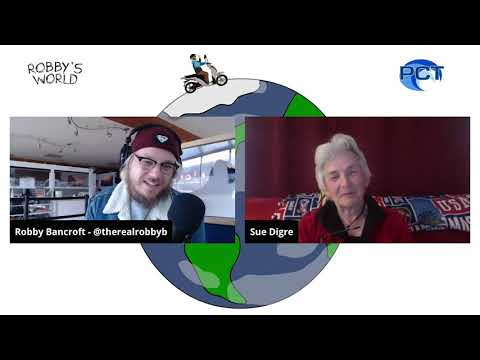 Robby's World 009 - Sue Digre, Former Mayor of Pacifica