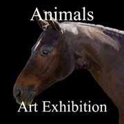 Animals Art Exhibition Now Online and Ready to View