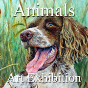 Animals 2014 Art Exhibition Now Online Ready to View