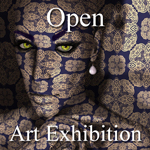 "Light Space & Time Online Art Gallery ""Open"" Art Competition"