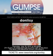 RAW:Brooklyn presents GLIMPSE