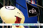 EFA Open Studios 2015
