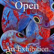 "7th Annual ""Open"" (No Theme) Art Exhibition Now Online Ready to View"