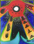 My Paint Brush Narrative: Paintings by Olivia Kapoor