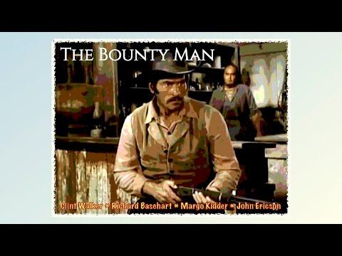 The Bounty Man 1972 Western Clint Walker Richard Basehart Margot Kidder