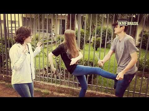 KRAV MAGA IKMF - HISTÓRIAS DE RUA (VÍDEO 02)