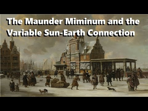 The Maunder Minimum and the Variable Sun-Earth Connection: Part 1 - The Foreword by E.N.Parker
