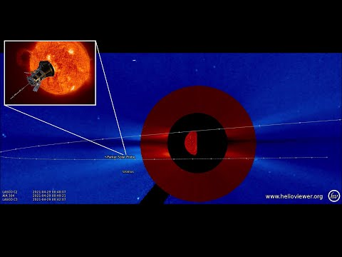 Right Now, Parker Solar Probe is Closer to the Sun than Any Spacecraft has Ever Been