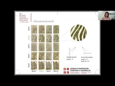 BBFIC 2020_KAZI FAHRIBA MUSTAFA - Bio-receptive concrete façades