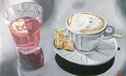 Cappuccino e aperitivo