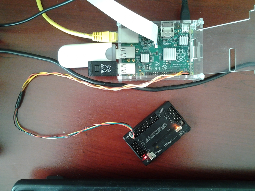 Connecting APM and Raspberry Pi Over 3G - DIY Drones
