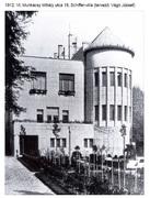 """a volt """"Pénzügyőr Múzeum""""-nak helyet adó épület..."""