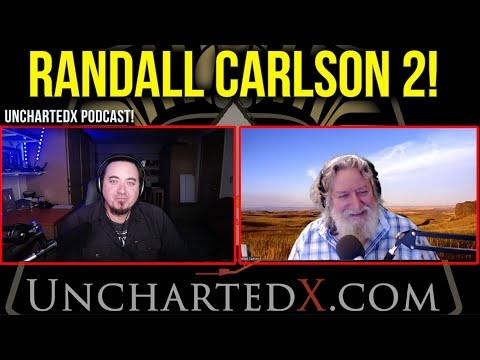 Randall Carlson returns to the UnchartedX Podcast!