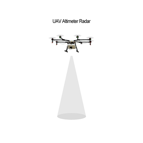 FMK24-L5200 Altitude Holding Radar For Drone Flight