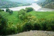 Gomal River in Waziristan, Pakistan