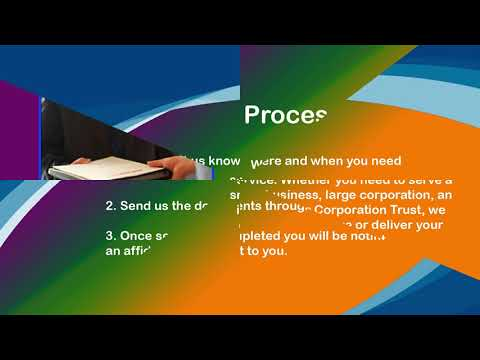 Process server NJ   Accredited Process Server