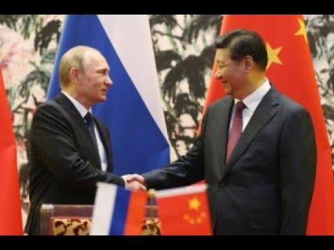 Russia & China Dollar Dump & Decoupling*Semi-Conductor Shortage-Prelude To War?*
