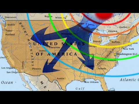 NASA Warning: After 7 Days, North America will Shake Strongly When Pole Shift Takes Place
