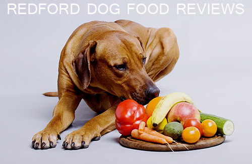 reviews of Redford dog food