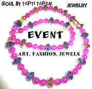 Cocktail Jewelry, Arts & Fashion Event