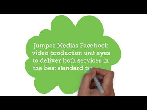 Facebook video production