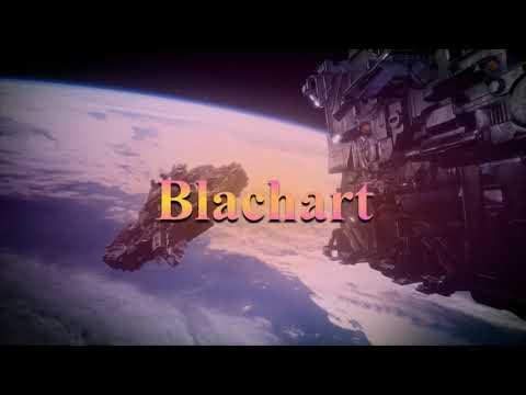 Blachart Audiobook Trailer Video by Nigel Peever