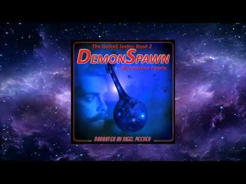 Demonspawn Audiobook Trailer Video by Nigel Peever