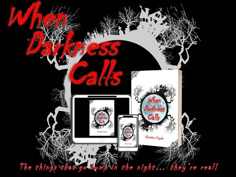 When Darkness Calls by Christina Engela Book Ad 2020