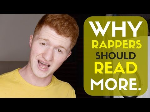 Here's WHY Rappers Should Read More WITH RECOMMENDATIONS