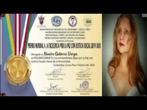 Alondra Gutiérrez Vargas (El Ángel Danasha) UNA ACTITUD MARCA LA DIFERENCIA