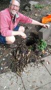 Dig a hole