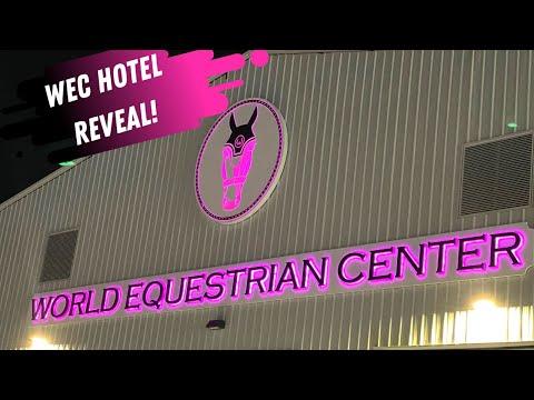 World Equestrian Center: Hotel Reveal - The Equestrian