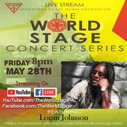 Vocalist - LOGAN JOHNSON TGIFri.-daze - virtually From: The 'new' World STAGE *updatez* Past [Live-Strean - Recordin' viewable]