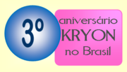 3º ANIVERSÁRIO DE KRYON NO BRASIL - BENEFICENTE