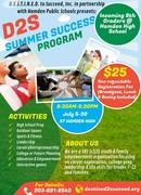 D2S Summer Success Program