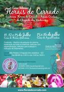Curso Intensivo Florais do Cerrado e Águas Cristais da Chapada dos Veadeiros