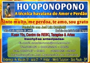SEMINÁRIO DO HO'OPONOPONO