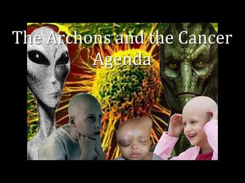 The Reptilian Cancer Agenda - How Reptilians Feed Off Humans