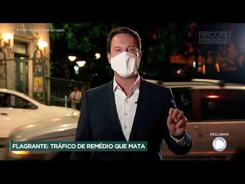 Medicamento desviado de hospitais brasileiros abastecia o tráfico internacional de drogas.