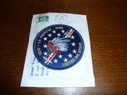 105th N124 Esc 2/4 Lafayette Anniversary badge