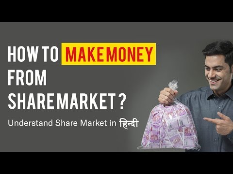 What is Share Market | How to Make Money from Share Market | Share Market for Beginners