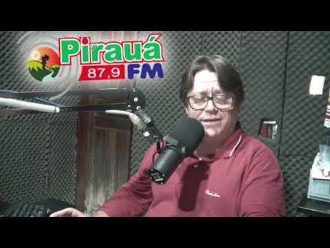 Sociedade Fria - Rádio Pirauá FM