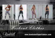 Pick Your Favourite Workout Clothes from Bombshellsportswear.Com